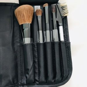 NWOT Sephora Travel Makeup Brush Set